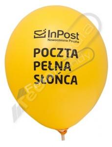Balony reklamowe w reklamie firm energetycznych