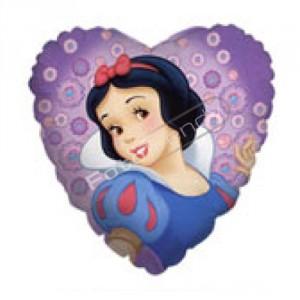 Balony z nadrukiem dla dziewczynek